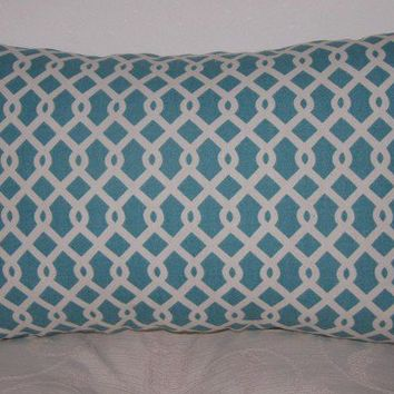 Lumbar Pillow Decor Pillow Waverly Ellis by precioussewingbox