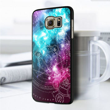Magic Circle Samsung Galaxy S6 Edge Case