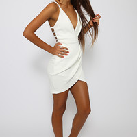 Ranger Danger Dress - White