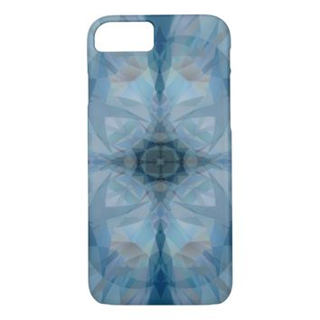 Grey Butterflies iPhone 7 Case
