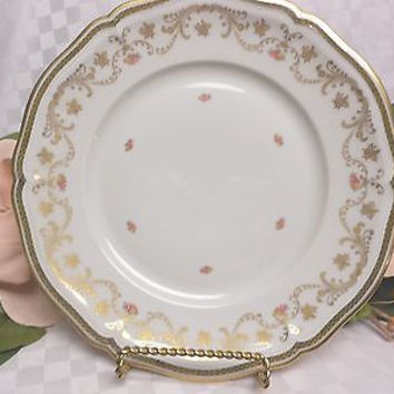 Rosenthal China Dinnerware Germany, Chippendale  Pattern #2569  Dinner plate