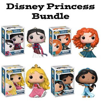 Disney Princesses Funko Pop! Disney Bundle