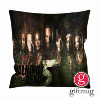 The Walking Dead TWD 5 Cushion Case / Pillow Case