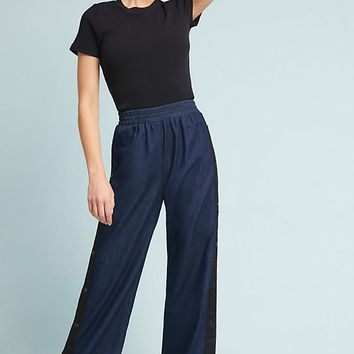 3x1 NYC Snap-Off Track Jeans