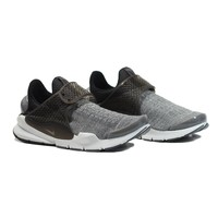 AUGUAU NIKE Sock Dart SE Premium - Dark Grey/Black-Pure Platinum