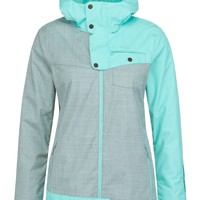 O'Neill Line Up Jacket - Women's | Park2Peak.com Snowboard Shop