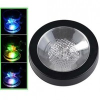 Flashing LED Drinks Coaster-Great LED accessory for parties & bars