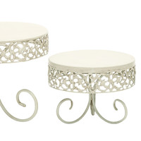 For Stylish Parties Decorative Cake Stand Set