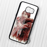 Quote Supernatural Sacrifice - Samsung Galaxy S7 S6 S5 Note 7 Cases & Covers