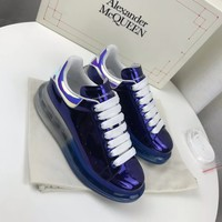 Alexander Mcqueen Oversized Sneakers With Air Cushion Sole Reference #5 - Best Online Sale