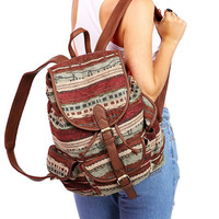 Native Plains Backpack