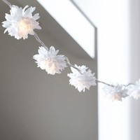 Chrysanthemum String Lights