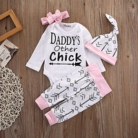 . Newborn baby 4pcs Set