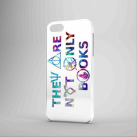 Divergent Hunger Game Harry Potter Book Quote iPhone Case Galaxy Case 3D Case