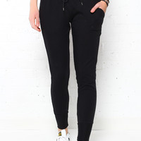 Free People Skinny Sweat Jogger