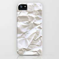 White Trash iPhone Case by pixel404