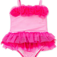 Little Me Baby Girls' One-Piece Tutu Swimsuit