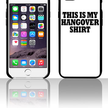 This Is My Hangover 5 5s 6 6plus phone cases