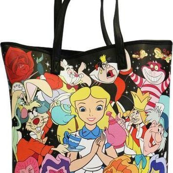 Alice Character   TOTE BAG