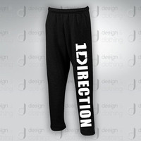 1direction one direction sweatpants