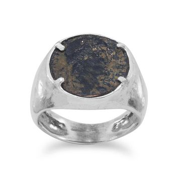 Ancient Roman Coin Ring