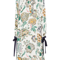 Renee Tie Sleeve Dress | Moda Operandi