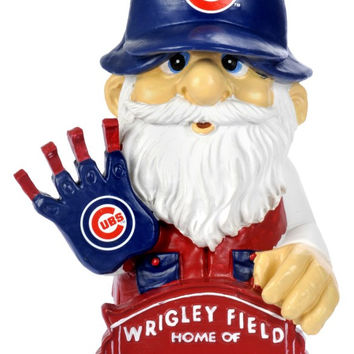"""Chicago Cubs Garden Gnome - 11"""" Thematic - Second String"""