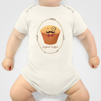 English Muffin Baby Clothes by Sara Eshak
