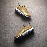 NIKE AIR MAX 97 x CR7 GOLD