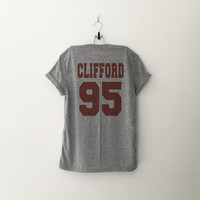 5 Seconds of Summer Michael Clifford 5sos Tshirt womens girls teens grunge tumblr blogger hipster punk instagram gifts