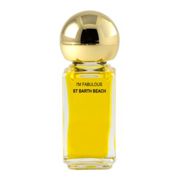 St Barth Beach Fragrance, Organic