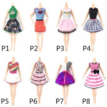 Fashion Grows Outfit Baby Doll Dress For Girls