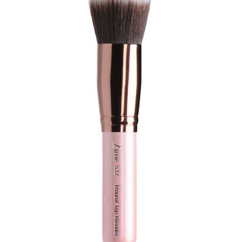 Luxie Rose Gold Round Top Blender Face Brush 532