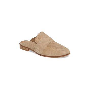 Free People Textile At Ease Loafer Beige