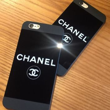 CHANEL The mirror phone case shell  for iphone5/5s, iphone 6/6s,iphone 6p/ 6splus,iphone 7, iphone7plus