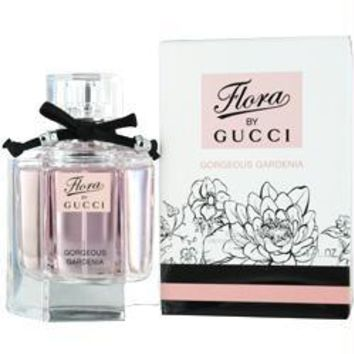 Gucci Gift Set Gucci Flora Gorgeous Gardenia By Gucci