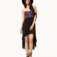 Ganado High-Low Dress