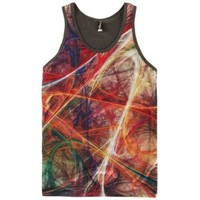 Imaginary Foundation Art From Code Tank Top - Men's at CCS