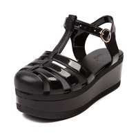 Womens Wanted Jellypop Wedge