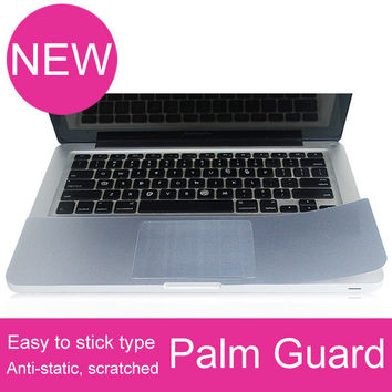 For Palm Guard For Macbook Air 11 13 Pro 17 15 Retina Ultra Thin Metal Flim Laptop Accessory Keyboard Sticker,No Scratch,No Dust
