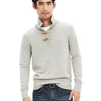 Heritage Toggle Placket Pullover