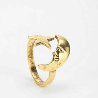 Moonstars Ring- Gold 6