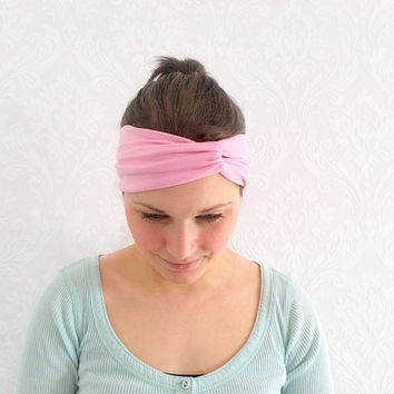 Turban Headband, Stretchy Twist Headband, Fashion Hair Accessories, Head Wrap, Turban, Ear Warmer, Sweatband, Turband, Teen Gift Idea