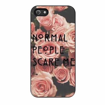 American Horror Story Normal People Scare Me iPhone 5 Case