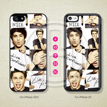 Phone Cases, iPhone 5S Case, iPhone 5 Case, iPhone 5C Case, iPhone 4 case, iPhone 4S case, One direction, Case For iPhone --L50640