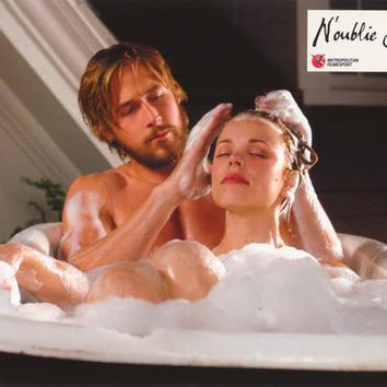 The Notebook (French) 11x14 Movie Poster (2004)