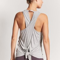 Active Tie-Back Top
