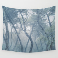 Dance. Retro. Wall Tapestry by Guido Montañés