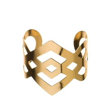 Metal Napkin Rings - Imperial (Gold)