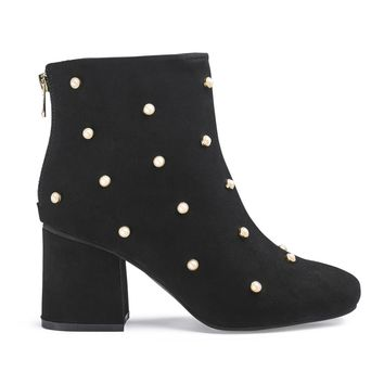 Mimi Pearl Boots | Simply Be USA